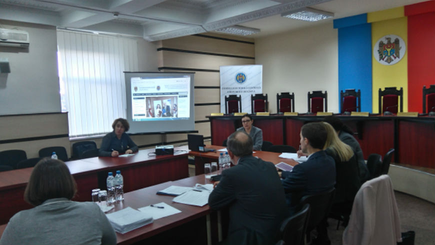 The Venice Commission visits Moldova to prepare an opinion on party and campaign financing
