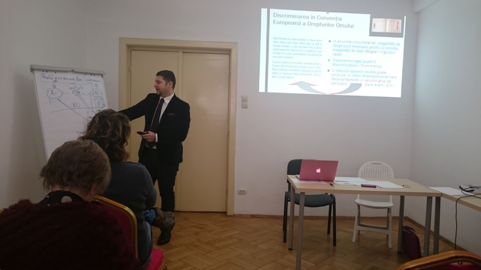 Training of lawyers on Anti-discrimination and Roma issues