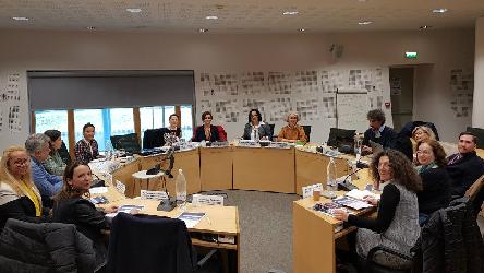 Study Visit with Equality Bodies and NHRIs